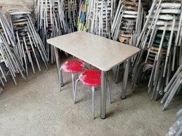 Столы и столики - Кухонный набор (стол и табуретки), 0