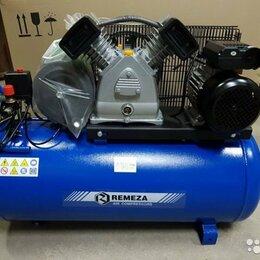 Воздушные компрессоры - Компрессор Ремеза 100LB 30A , 0