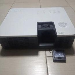 Проекторы - Проектор лазерно- светодиодный Casio HJ-H1750, 0