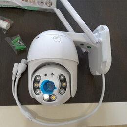 Камеры видеонаблюдения - Камера видеонаблюдения IP - 2 Mp (FHD) с micro SD, 0