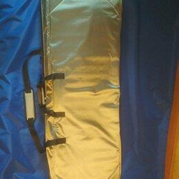 Кайтсерфинг и комплектующие - Чехол для вейкборда и кайта 149х49х12см., 0
