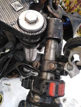 Запчасти  - Клипон правый левый Honda vfr400 nc30 vfr 400, 0