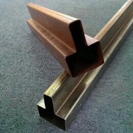 Металлопрокат - Стальной Т-профиль для ворот и заборов, 0