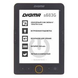 Электронные книги - Электронная книга Digma S683G Grey, 0