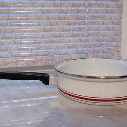 Сковороды и сотейники - Сковорода с высокими бортами, 0