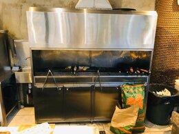 Жарочные и пекарские шкафы - Мангальный комплекс с ГидроЗонтом (мангал), 0