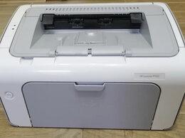 Принтеры и МФУ - Принтер лазерный HP LaserJet P1102 , 0