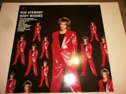 Виниловые пластинки - ROD STEWART BODY WISHES LP  NM! Made in Germany!, 0