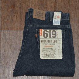 Джинсы - Джинсы Levis 619 Orange Tab W36 L31 Made in Canada, 0