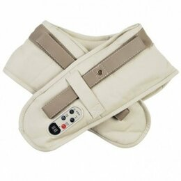 Вибромассажеры - Массажер для спины, плеч и шеи MSS-024., 0