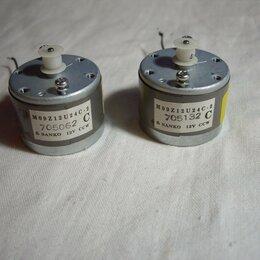 Запчасти к аудио- и видеотехнике - Моторчик для кассетной деки SANKO 12V. CCW . , 0