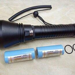 Подводная охота - Фонарь D170 новый, оригинальный теплый, 0