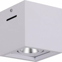 Споты и трек-системы - Светодиодный спот потолочный светильник 7W. Белый, 0