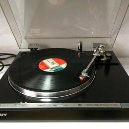 Проигрыватели виниловых дисков - Проигрыватель винила Sony PS-X55 Japan/Auto/Direct, 0
