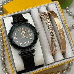 Наручные часы - Набор Кельвин Кляйн. Часы. 2 Браслета, 0