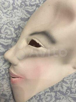 Карнавальные и театральные костюмы - Реалистичная Латексная маска девушки женщины, 0