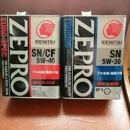 Масла, технические жидкости и химия - Масло моторное ZEPRO , 0