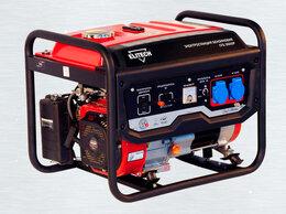 Электрогенераторы - Генератор бензиновый Elitech СГБ 3500Р, 0