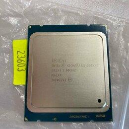 Процессоры (CPU) - Процессор Intel Xeon E5-2603V2 1.8ГГц Tray S2011, 0