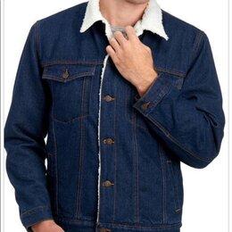 Куртки - Куртка джинсовая N40 Gear Sherpa, на меху, из США, 0