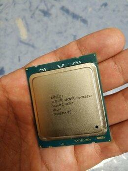 Процессоры (CPU) - Процессор Intel Xeon 2630v2 сокет 2011, 0