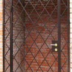 Сетки и решетки - Решётки на окна в Тюмени / Двери для коридора, тамбура в Тюмени, 0