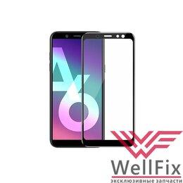 Защитные пленки и стекла - Защитное 5D стекло для Samsung Galaxy A6 Plus…, 0