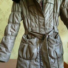 Куртки и пуховики - Куртка-пальто д/с, 0