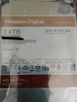 Внутренние жесткие диски - Western Digital 14Tb Pro WD141KFGX, 0