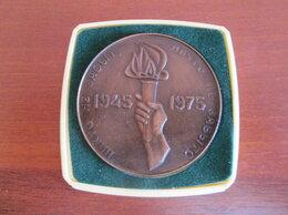 Жетоны, медали и значки - Настольная медаль, 0