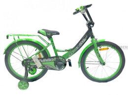 Велосипеды - Детский велосипед OSCAR Turbo 18 2021 (черный с…, 0
