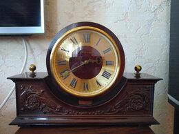 Часы настольные и каминные - Часы настольные механические ВЕСНА, 0