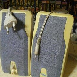 Компьютерная акустика - Колонки компьютерные, 0