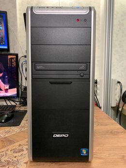 Настольные компьютеры - Depo 4x ядерный Intel, 0