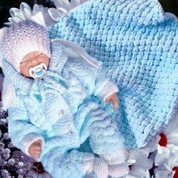 Сборы в роддом - Комплект на выписку для новорожденных , 0