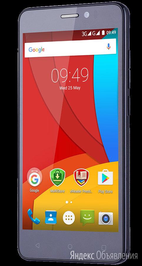 смартфон Prestigio PSP5509 (LTE) новый по цене 3450₽ - Мобильные телефоны, фото 0