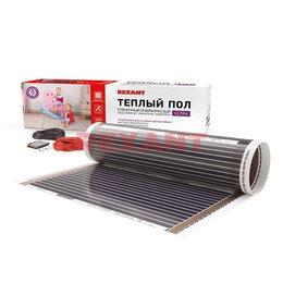 Электрический теплый пол и терморегуляторы - Пленочный теплый пол REXANT Ultra RXM 220 1 м2 /…, 0