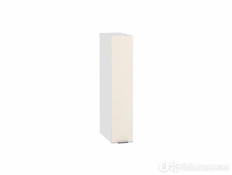 Шкаф верхний бутылочница Фьюжн ВБ 150 Ivory-Белый по цене 1246₽ - Мебель для кухни, фото 0