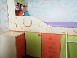 Кроватки - Мебель для детской комнаты Фруттис, 0