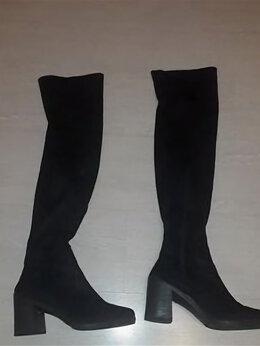 Сапоги - сапоги ботфорты 39 размер, 0