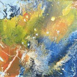 Картины, постеры, гобелены, панно - Картины (Жидкая живопись) акрил. краской, 0