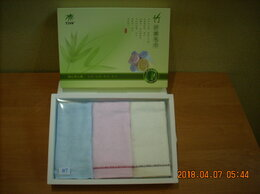 Полотенца - Полотенце из натурального бамбука., 0