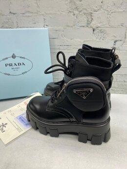 Ботинки - Осенние Ботинки Prada , 0