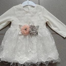 Платья и сарафаны - Нарядное платье на девочку, 0
