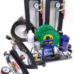 Производственно-техническое оборудование - Установка контроля герметичности вакуумно-пузырьковым способом, 0