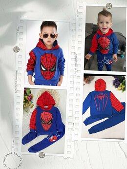 Спортивные костюмы и форма - Костюм Человек паук спортивный, хлопок, 0