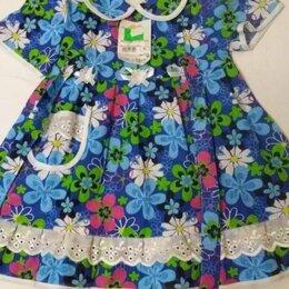 Платья и юбки - новые бязевые платья рост 74-80, 0