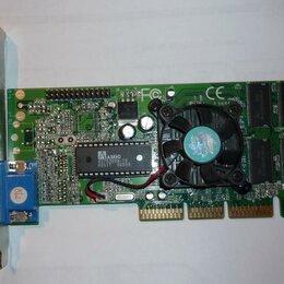 Видеокарты - Видеокарта 32 мегабайта agp 8x nvidia GeForce mx200. , 0
