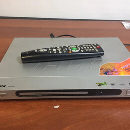 DVD и Blu-ray плееры - DVD плеер BBK DV312Sl, 0