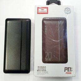 Универсальные внешние аккумуляторы - Power Bank Earldom (20000 mAh) 20W PD, 0